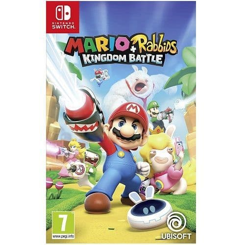 Mario & Rabbids Kingdom Battle Nintendo Switch Game
